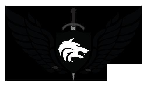 Lupii albi logo